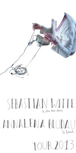 Annalena Bludau (+band) + Sebastian Witte & Der Neue Mond